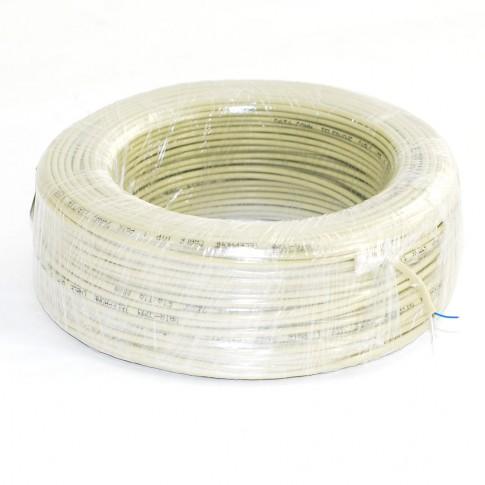 Cablu TCYY, pentru telefon, 1 x 2 x 0.5 mm, MF0030-02010, cupru