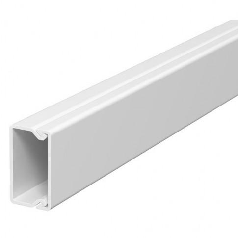 Canal cablu WDK 6191010, 15 x 30 mm, alb