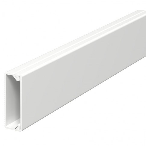 Canal cablu 6150780, 10 x 30 mm, alb