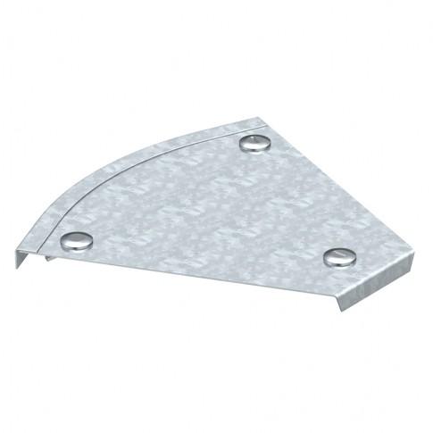 Capac pentru cot 90 grade FS 7129610, otel, 100 mm
