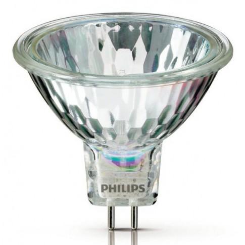 Bec halogen Philips AccentLine dicroic spot GU5.3 / GX5.3 20W 500lm lumina calda 12V