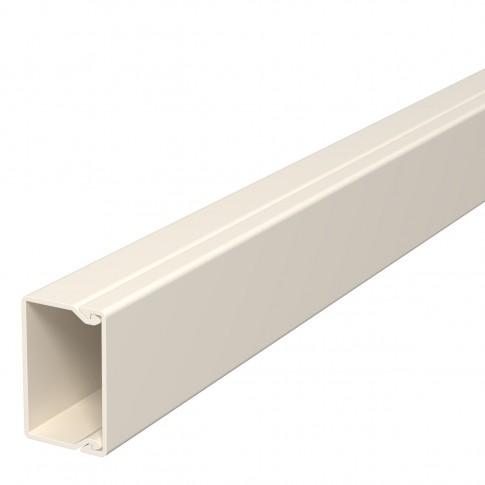 Canal cablu WDK 6025412, 40 x 40 mm, alb crem