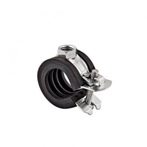 Colier metalic pentru tevi, cu garnitura de cauciuc, FGRS 79423, 25 - 30 mm