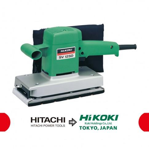 Slefuitor cu vibratii, Hikoki SV12SD, 190 W