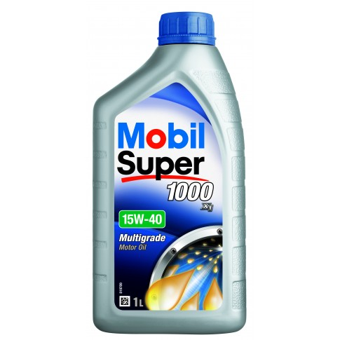 Ulei motor auto Mobil Super 1000 X1, 15W-40, 1 L