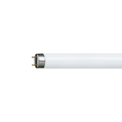 Neon 18W Philips Master TL-D Super 80 G13 lumina calda T8 589 mm