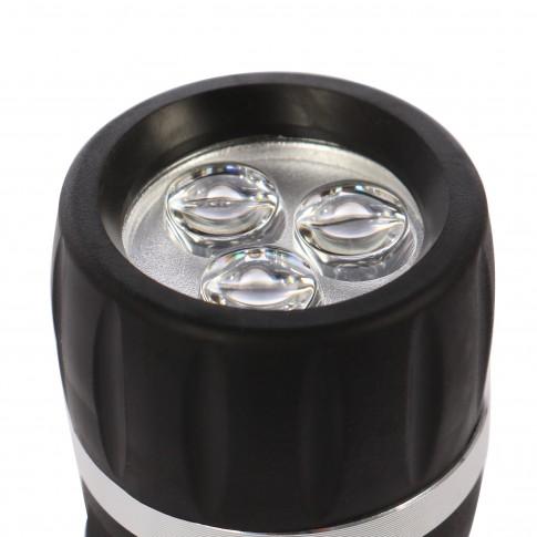 Lanterna LED Varta Day Light F20 16610 + 2 baterii Longlife Power AA / LR6, 25 lm