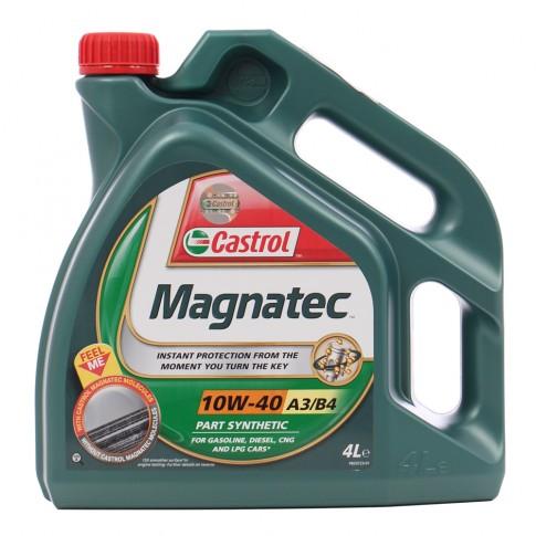 Ulei motor auto Castrol Magnatec A3/B4(B3), 10W-40, 4 L