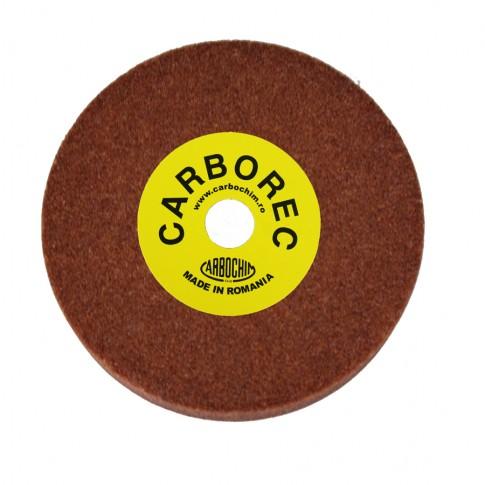 Piatra abraziva pentru slefuit widia, Carbochim 60M5V1CE, 300 x 32 x 32 mm