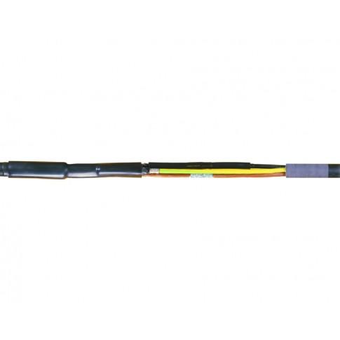 Manson termocontractabil liniar pentru cablu nearmat Cellpack 150160, tip SMH1, 95 - 150 mmp