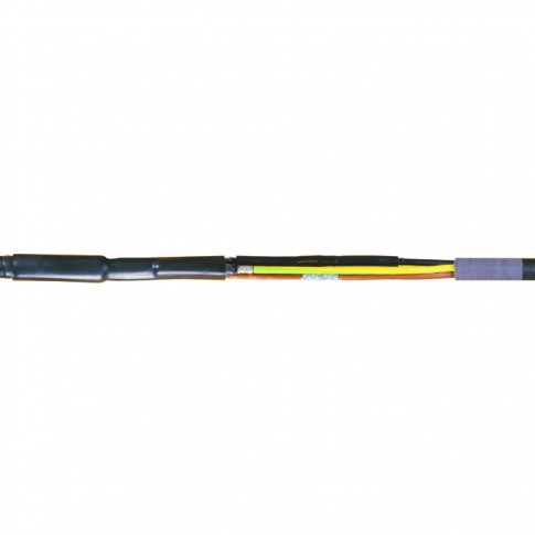 Manson termocontractabil liniar pentru cablu nearmat Cellpack 145282, tip SMH4, 25 - 150 mmp
