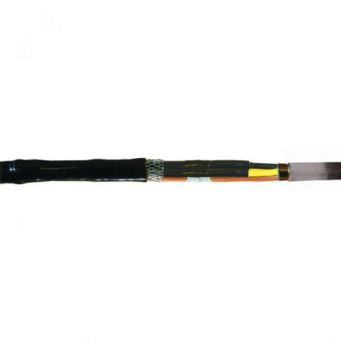 Manson termocontractabil liniar pentru cablu armat Cellpack 145239, tip SMHA4, 1.5 - 10 mmp