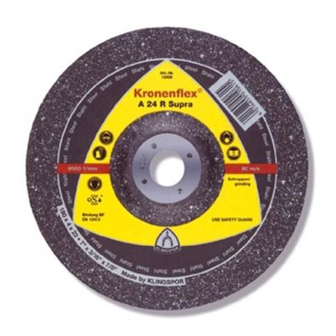 Disc pentru polizare A24n GEK dimensiuni 115x4x22,23 mm  13746