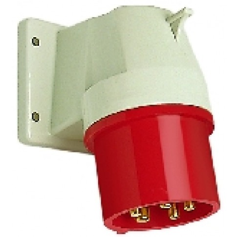 Fisa industriala CCE Walther 631, 5P, 32A, 400V, IP44
