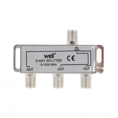 Distribuitor semnal TV 3 iesiri FC-3SPLT-PT
