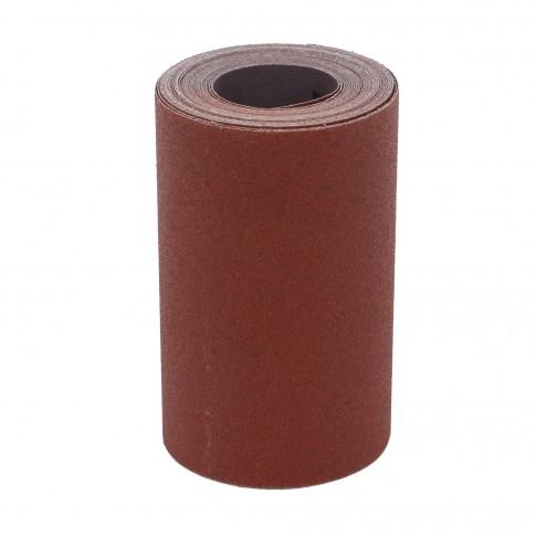 Rola panza abraziva pentru lemn, metale, constructii, Klingspor KL 382 J, granulatie 150, rola 5 m x 120 mm