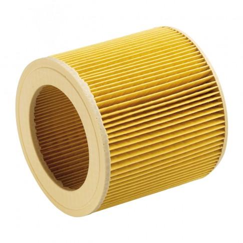 Filtru de cartus pentru aspirator Karcher WD 2 / WD 3, cod 6.414-552.0, pentru aspirare umeda si uscata, 122 x 122 x 114 mm