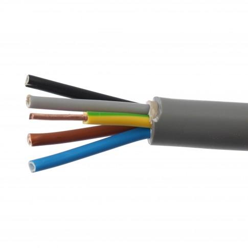 Cablu electric CYY-F 5 x 2.5 mmp, cupru