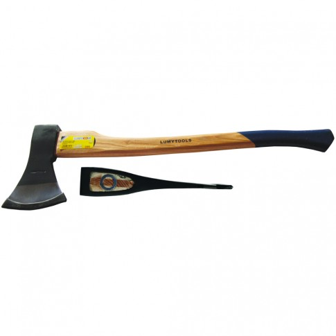 Topor Lumytools LT33127, lama otel + coada lemn, 1250 g
