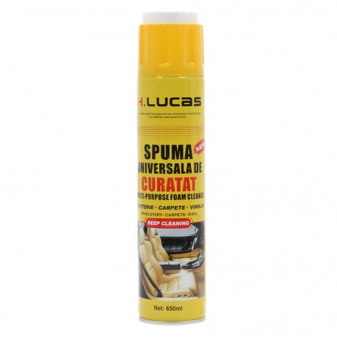 Spray auto pentru curatat materiale textile, 650 ml