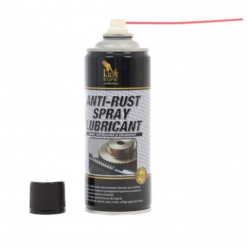 Spray antirugina si degripant Kraftmann, 450 ml