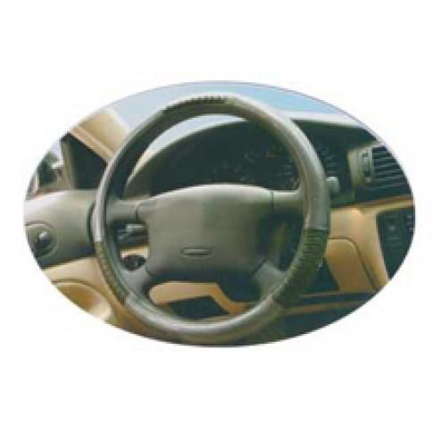 Husa auto pentru volan, Carbone 20322