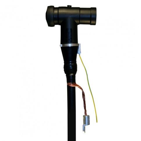 Adaptor ambrosabil pentru montaj pe cabluri monofazate Cellpack 355433, tip CTS 630A, 95 - 240 mmp
