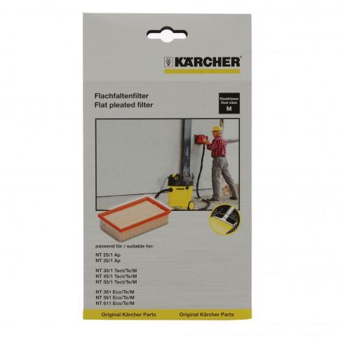 Filtru plat pentru NT 361/561/611, Karcher 6.904-367.0