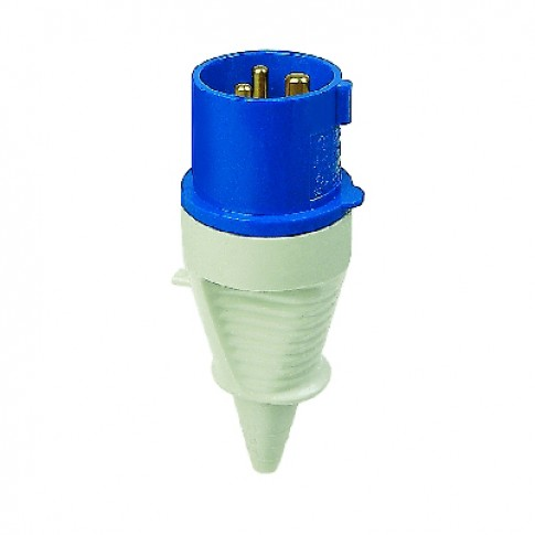 Fisa industriala mobila Walther 230306, 3P, 32A, 230V, IP44