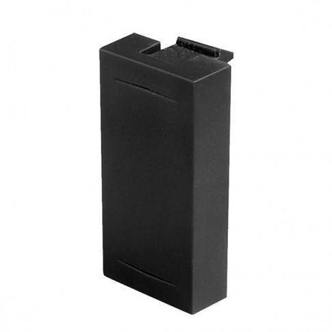 Obturator Esperia 300512 N, negru, pentru priza / intrerupator