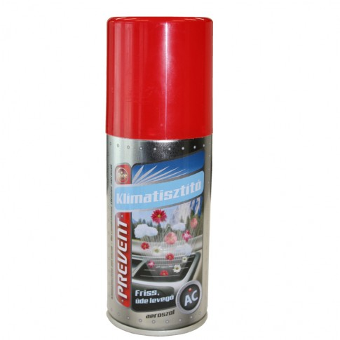 Spray auto, pentru curatat instalatia de aer conditionat, Prevent, 150 ml