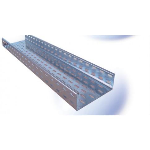 Jgheab metalic 12-602, otel galvanizat, 0.75 x 60 x 150 mm