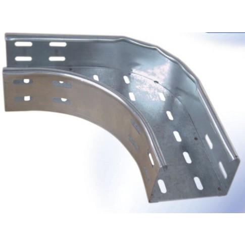 Cot metalic 90 grade 12-637, otel galvanizat, 600 x 60 x 1 mm