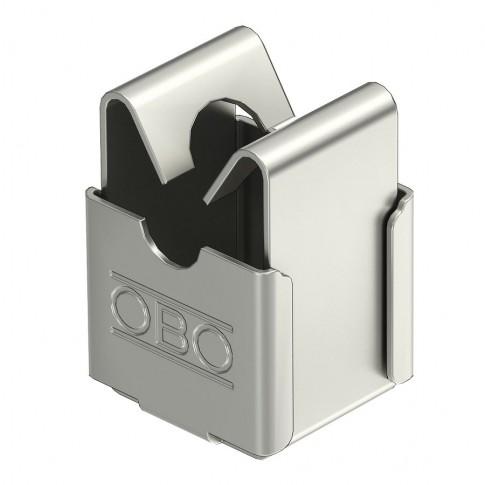 Clema pentru conductor 8 mm Obo 5207339, inox