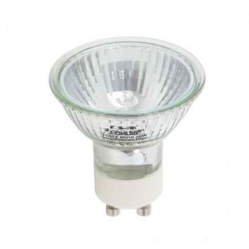 Bec halogen GU10 Lohuis dicroic spot MR 16C 230V 50W lumina calda