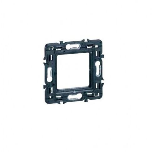 Suport Legrand Mosaic 080251, 2 module, pentru rama priza / intrerupator