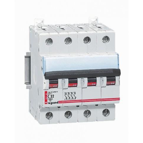 Disjunctor tetrapolar C 20A 6Ka 006564