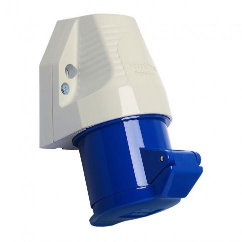 Priza industriala aparenta Walther 130306, 32A 3P 230V IP44