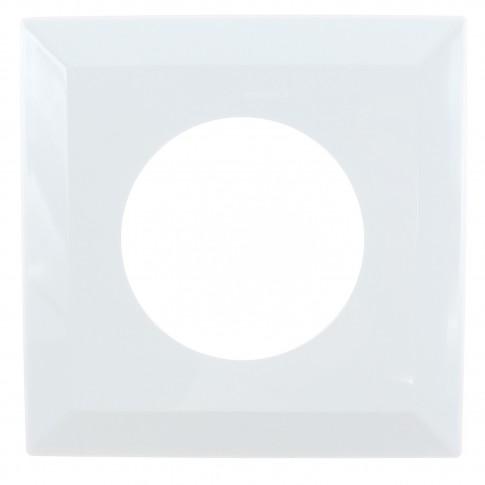 Rama Ospel OSBI, alba, pentru protectie intrerupator
