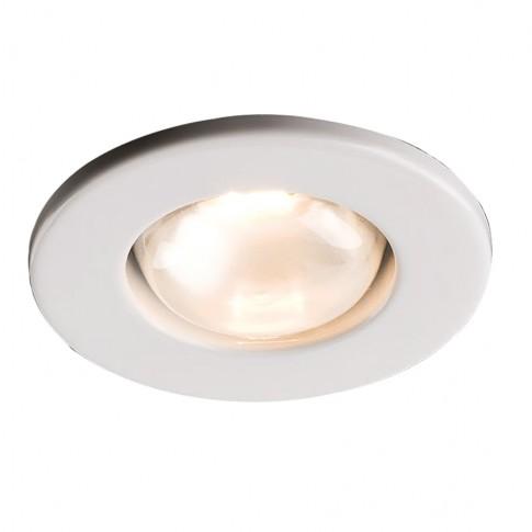 Spot incastrat FR 39 70213, E14 / R39, alb