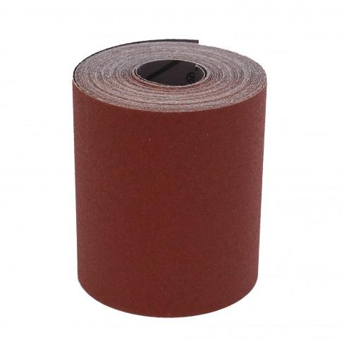 Rola panza abraziva pentru lemn, metale, constructii, Ama, granulatie 180, rola 10 m x 100 mm