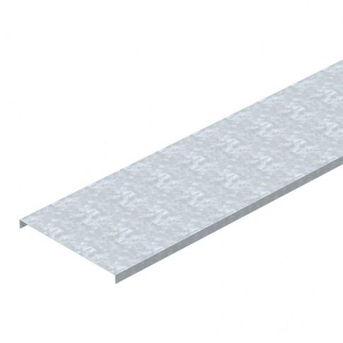 Capac fara zavor jgheab FS 6052405, otel, 400 mm
