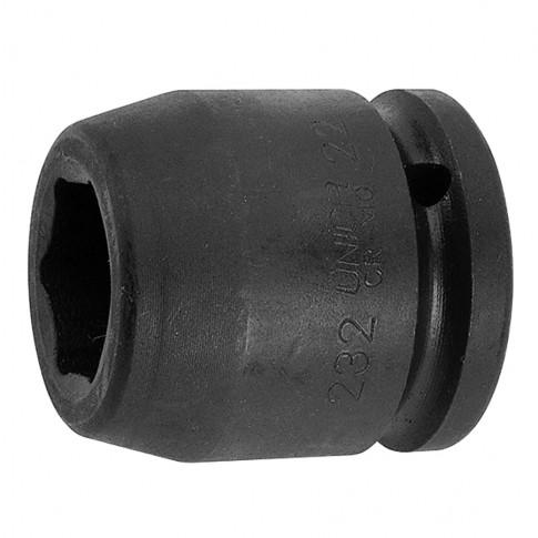 Capat cheie tubulara de impact, profil hexagonal interior, Unior 603991, 46 x 3/4 inch