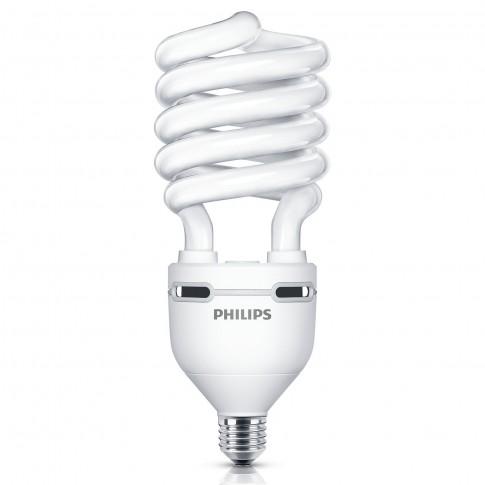 Bec economic Philips Tornado EHL spiralat E27 45W 3100lm lumina calda 2700 K