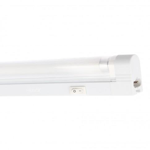 Corp de iluminat cu dispersor Lohuis, sursa T5, 1 x 28W, intrerupator on / off, lumina rece