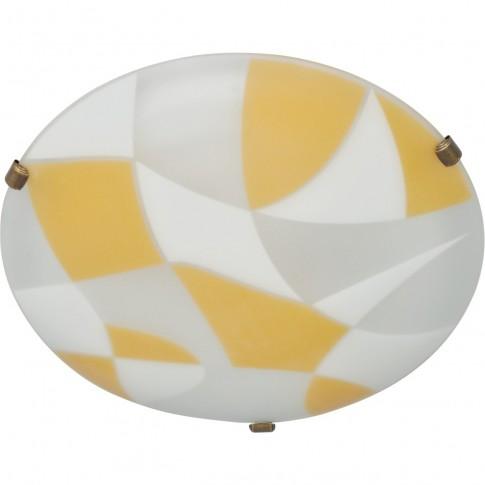 Plafoniera Larissa KL 5255, 1 x E27, multicolora