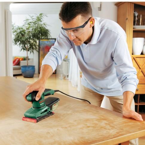Slefuitor cu vibratii, Bosch PSS 200 AC, 200 W