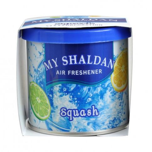 Odorizant auto gel My Shaldan, squash, 146 g