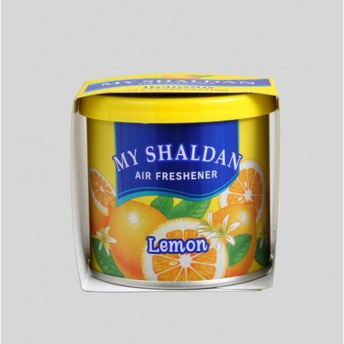 Odorizant auto gel My Shaldan, lemon