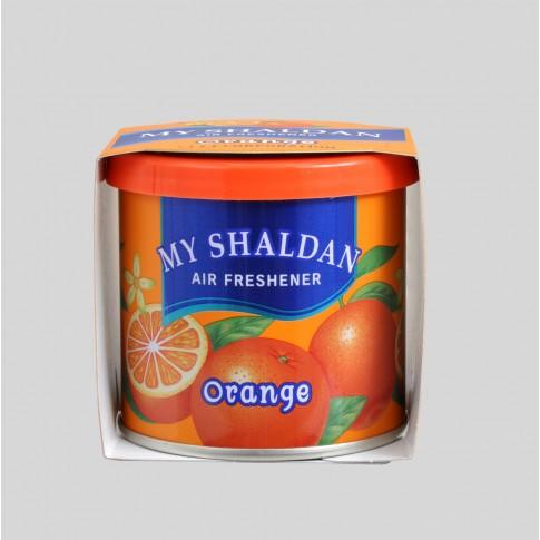 Odorizant auto gel My Shaldan, orange